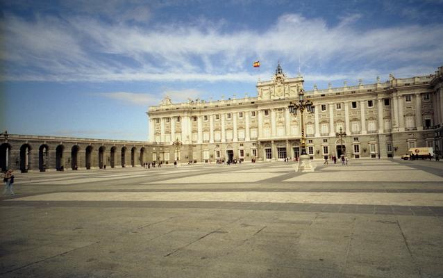 Madrid King's Palace