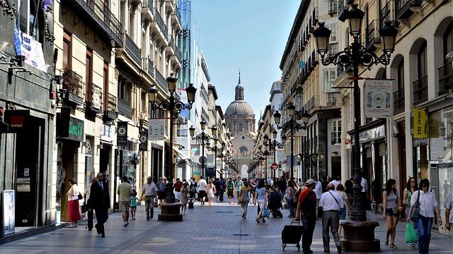 Zaragoza centro