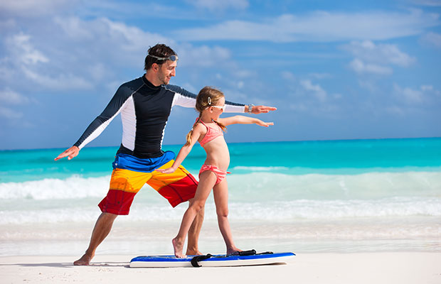 Where to surf in Punta Cana