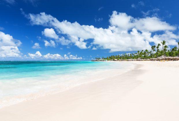 Cristal clear beach
