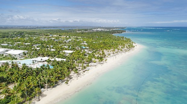 Catalonia Royal Bavaro aerial view