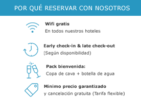 Ofertas de hoteles en Catalonia Hotels & Resorts