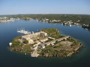 Isla del rey - Menorca