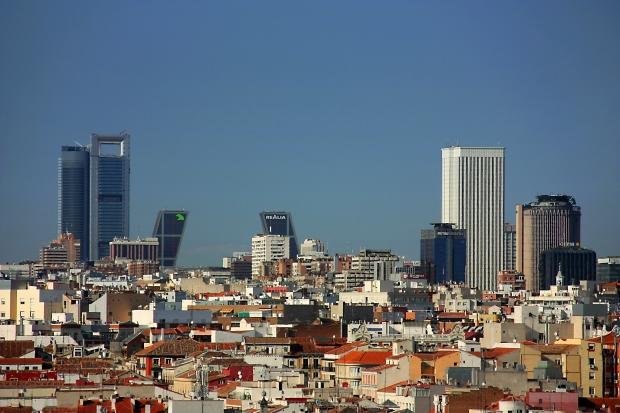 Hoteles en Madrid - Centro de Madrid
