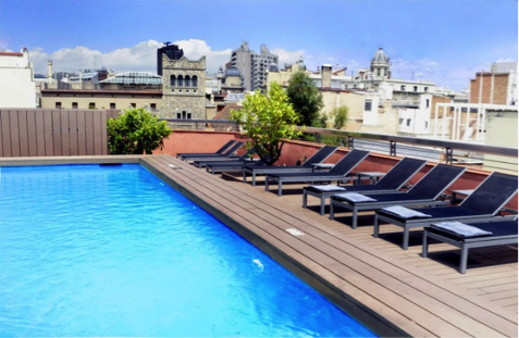 hoteles con piscina en barcelona catalonia hotels resorts