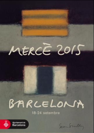 Barcelona en septiembre - Mercè 2015