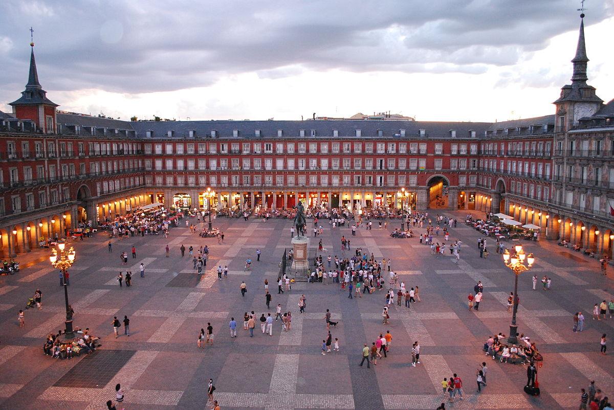 Plaza mayor de madrid catalonia hotels resorts for Plaza de sol madrid