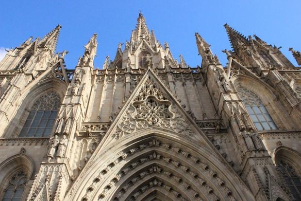 catedral de barcelona barrio gotico