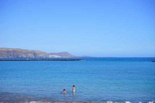 mejores playas arena negra Tenerife