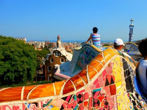 mirador park güell Barcelona