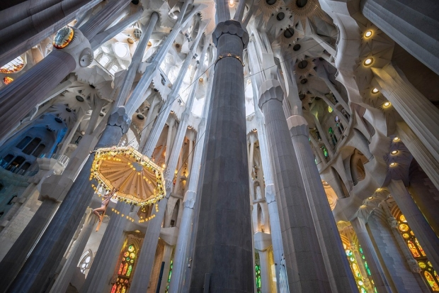 ruta por Barcelona sagrada familia