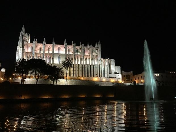 visitar la catedral de Mallorca