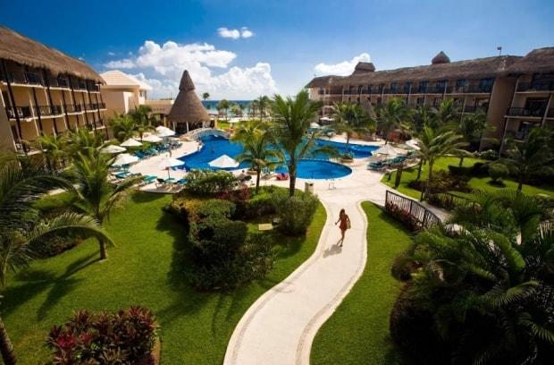 hoteles resort mexico riviera maya