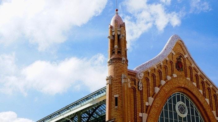 arquitectura valenciana modernista