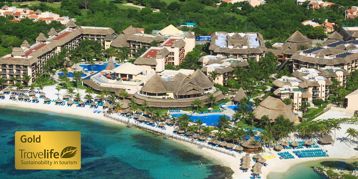 Catalonia Hotels & Resorts en la Riviera Maya han logrado la certificación internacionalmente reconocida Travelife GOLD