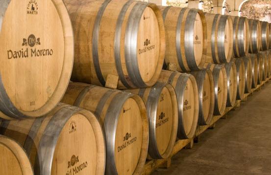 bodega en la ruta del vino de la Rioja