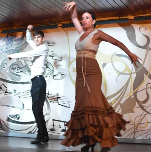 donde escuchar flamenco en Granada