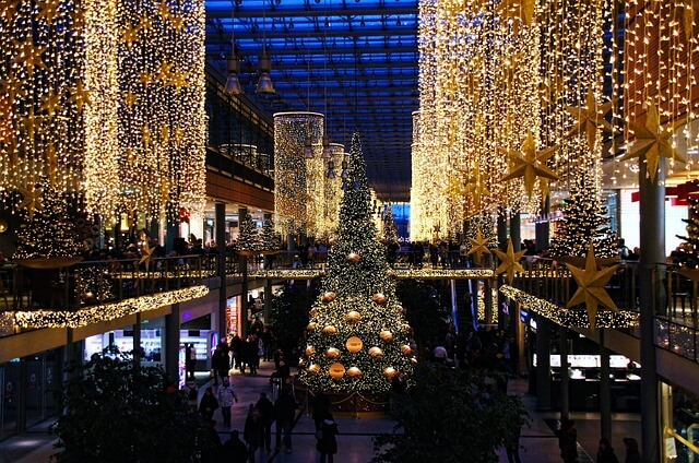 Viajar en diciembre a Europa