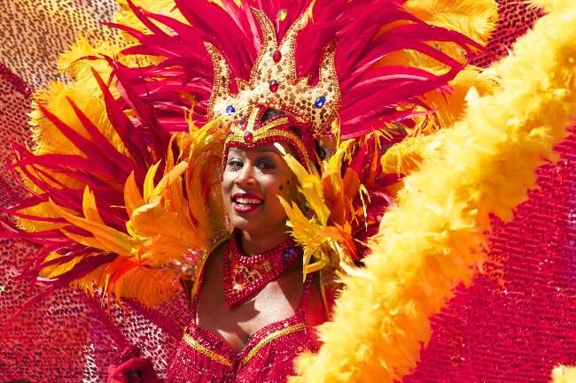 Bailarina Carnaval